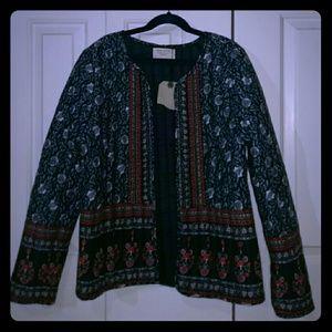 Waist length jacket